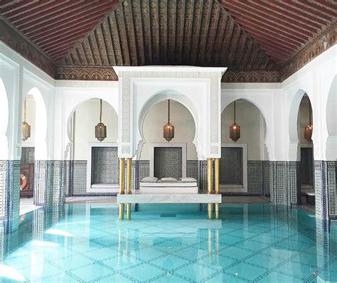 Kitchen Design Hamilton a relaxing spa day at la mamounia hotel marrakech