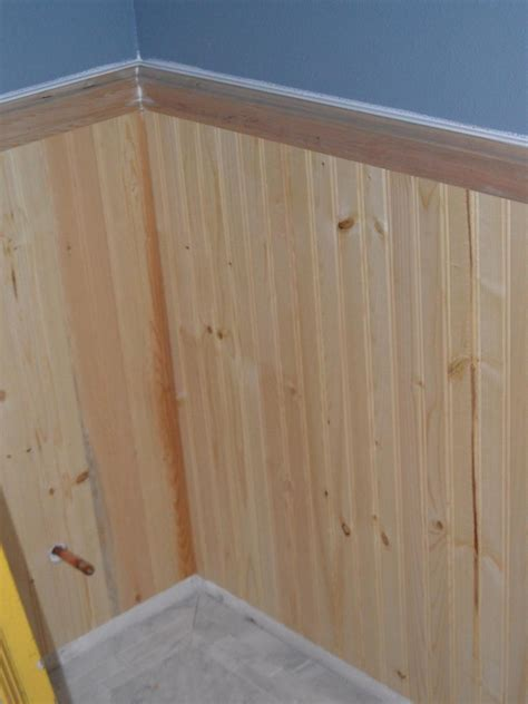 wood chair rail in bathroom photos of remodels using waines coating as a chair rail