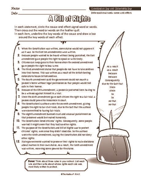 Constitution Worksheet Pdf by Constitution Day Worksheets Worksheets Releaseboard Free Printable Worksheets And Activities