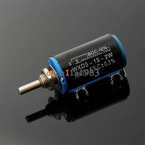 jual resistor wirewound multiturn resistor 28 images jual bochen 10k wirewound potensiometer multiturn variabl