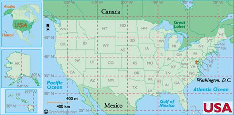 printable us map with latitude and longitude and cities us states latitude and longitude