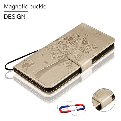 Iphone 6 6s Caseme Leather Wallet Card Flip Cover for apple iphone 6 6s plus genuine leather flip cover