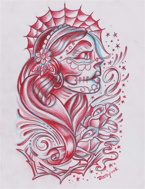 gypsy girl tattoo designs tattoos page 28