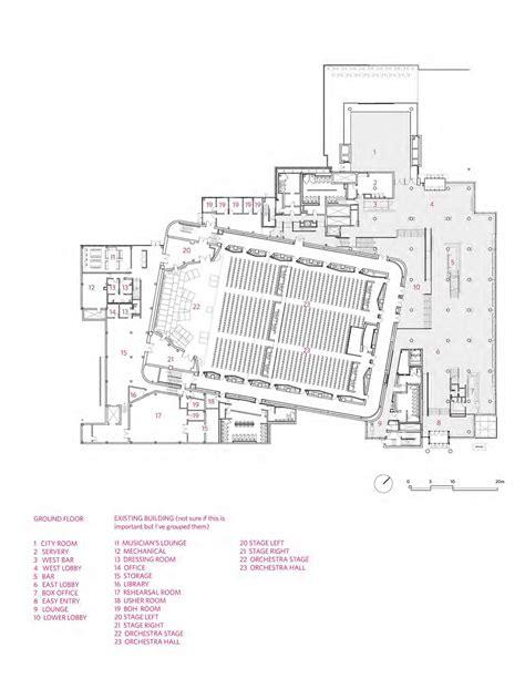building layout en español gallery of minnesota orchestra hall kpmb architects 27