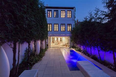 exceptional Modern Contemporary Interior Design #1: Georgetown-Modern-Town-House_25.jpg