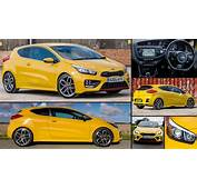 Kia Pro Ceed GT 2016  Pictures Information &amp Specs