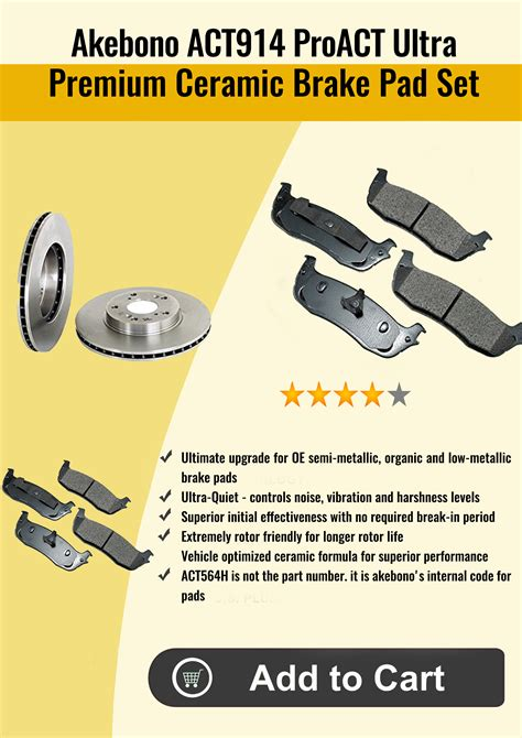 best brake pads best brake pads new car release information