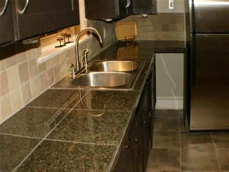 large porcelain tile kitchen countertops tiles home decorating ideas vj45l9qxkr amazing kitchen design with undermount sink and brass faucet and ceramic tile countertops