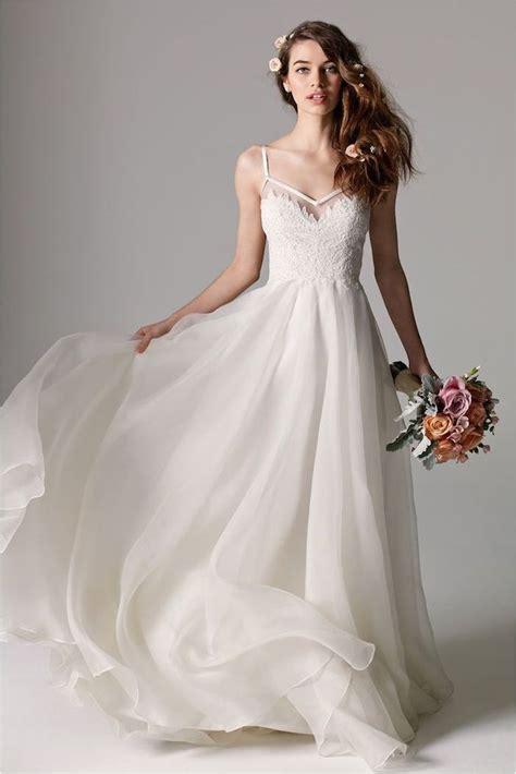 comfortable wedding dresses best 25 chiffon wedding dresses ideas only on pinterest