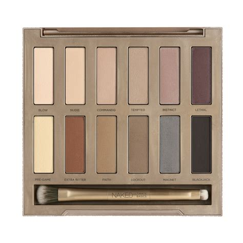 ultimate basics eyeshadow palette decay uk