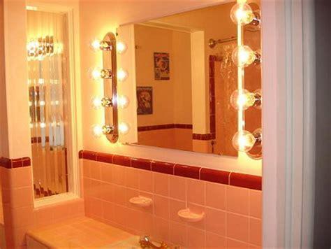 pink bathroom mirror sheila defender of old pink bathrooms retro renovation