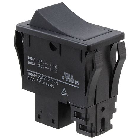 Omron Rocker Switch A8gs D1185c Remote Reset a8gs c1185 omron electronics inc emc div switches digikey