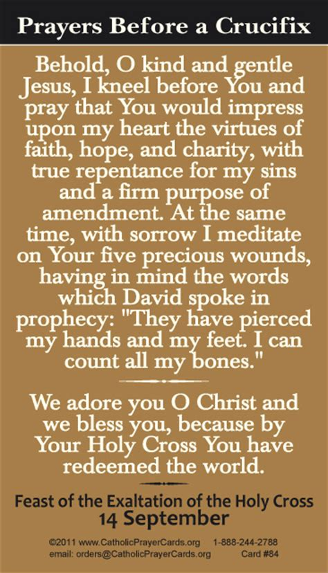 prayer before catholic church new springtime of evangelization materials