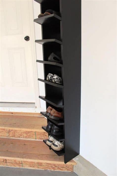 Custom Shoe Rack Ideas by Shoe Rack Ideas Custom Furniture Built Ins