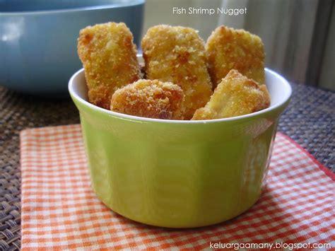 cara membuat nugget ayam fillet cara membuat nugget ikan mujair resep masakan