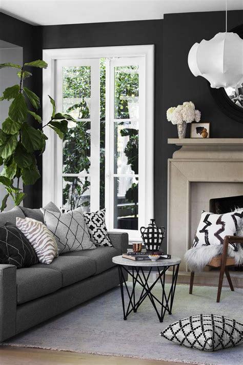 Light Gray Sofa In Living Room