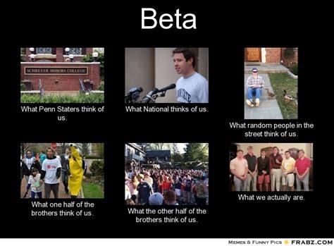Beta Meme - beta meme generator what i do