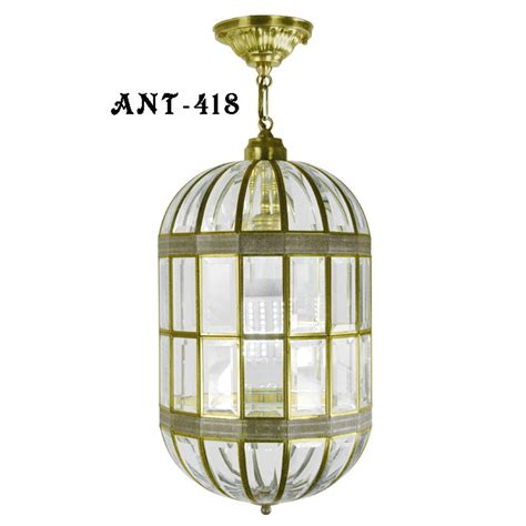 Pendant Lighting For Sale Mid Century Modern California Approved Beveled Glass Pendant Light Ant 418 For Sale Antiques
