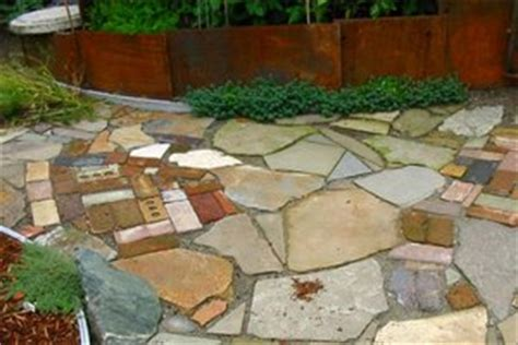 Recycled Patio Pavers Patio Pavers A Guide To The Options Paving Stones For Patios Houselogic
