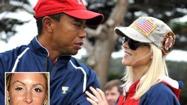 tiger tales waitress claims affair  golf superstar