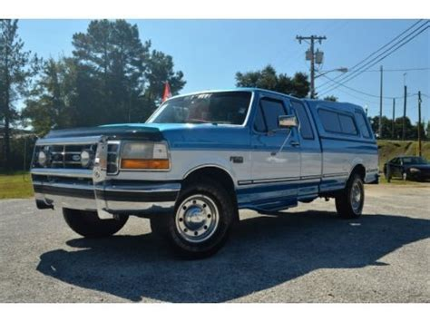 1995 F250 Specs by 1995 Ford F250 Xlt Extended Cab Data Info And Specs