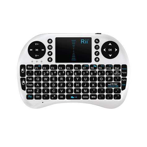 Rii I8 2 4g Mini Wireless Keyboard rii mwk08w mini i8 wireless 2 4g keyboard w touch pad