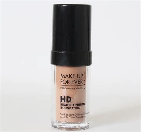 Harga Make Base base hd invisible cover foundation da make up forever