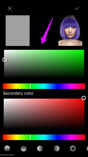 app to change hair color top 5 ios apps to change hair color in photos