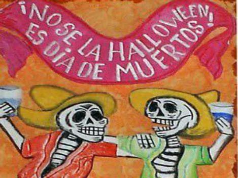 imagenes de halloween mexico m 233 xico no cambia el d 237 a de muertos por halloween