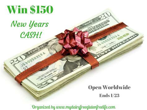 Nine Cash Giveaway - 150 new years cash giveaway mumblebee inc