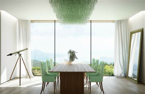 Green Dining Room Ideas by Mint Green Dining Room Chairs Interior Design Ideas