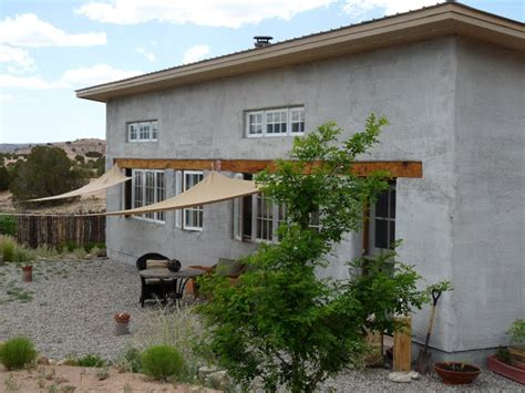 Small Homes For Sale New Mexico Solar Powered New Mexico Artist S Studio