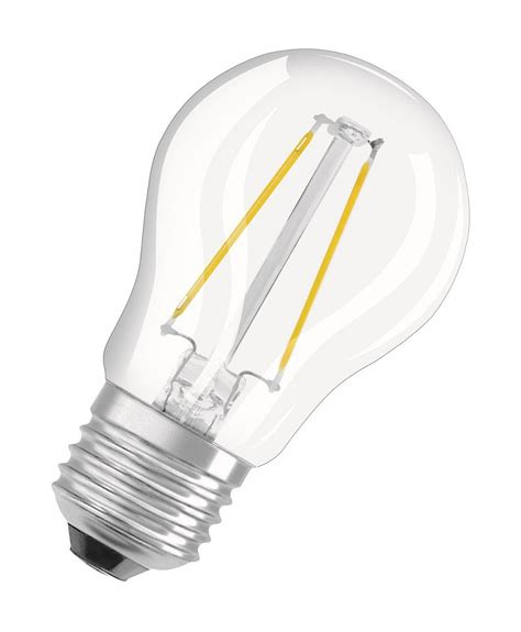 led birnen e27 osram e27 led birne retrofit filament 1 3w 136lm warmweiss