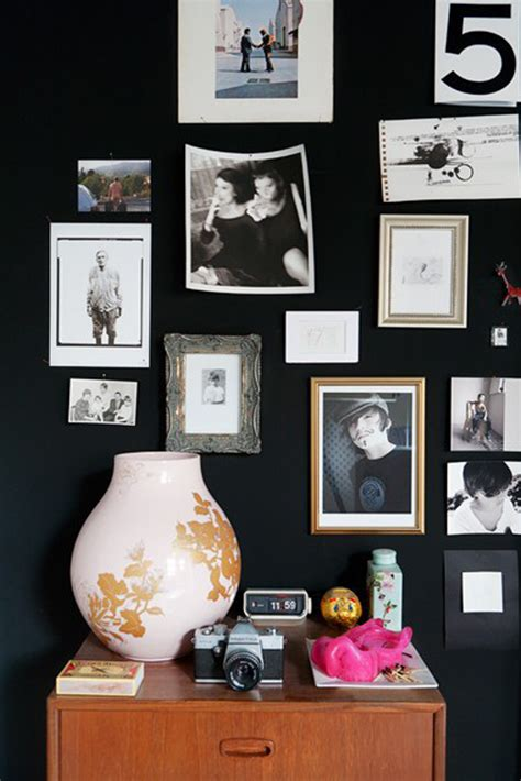 black home decor black walls at home feng shui interior design the tao