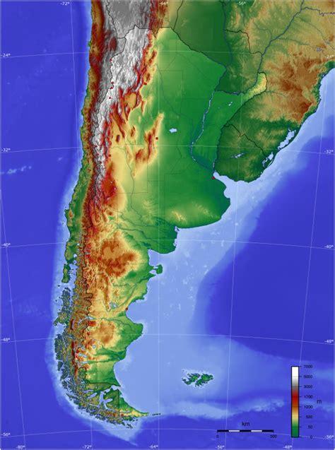 wo liegen die anden argentina relieve la gu 237 a de geograf 237 a