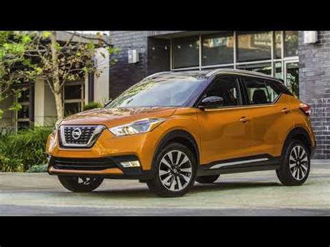 crossover to the small side: 2018 nissan kicks suv video