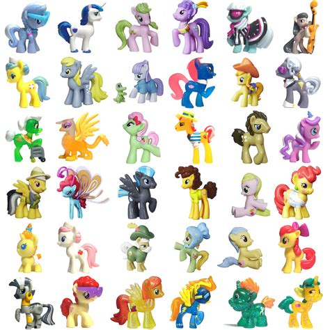 Figure My Pony 8pcs 1000 images about friendship is magic equestria on