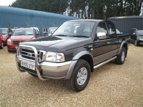 ranger ford 2005 2005 ford ranger 2 5 up xlt cab td 4wd in