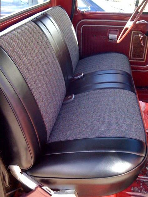 custom bench seating custom bench seat upholstery wagoneer com forums