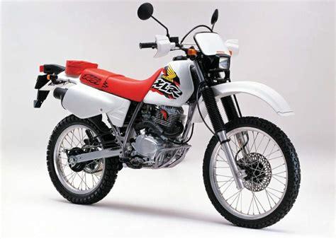 Schuett Blog Honda Xlr 125