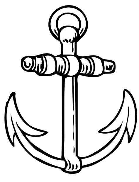 boat hull outline park outline anchor ship boat ocean sea public domain
