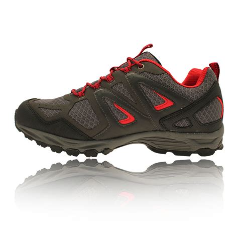 Hi Walk Outdoor Shoes hi tec tundra mens grey waterproof trail outdoors