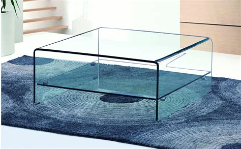 square coffee table with shelf square curved clear glass coffee table with shelf homegenies