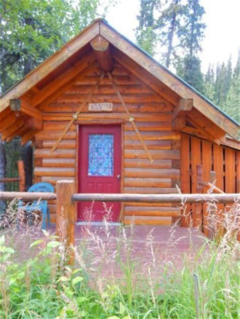 Cabins Near Denali National Park by The Octagon Picture Of Denali Mountain Morning Hostel
