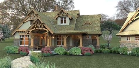 Cute Bungalow With Detached Garage House Plans And Home | merveille vivante house plan 2259 house and interior