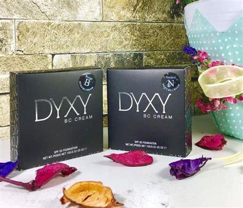 Bedak Dyxy Dyxy Cosmetic Kulit Flawless Glowing Mowing Tanpa Bedak