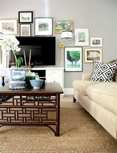 How To Decorate Around A by 10 Tips For Decorating The Area Around Your Tv