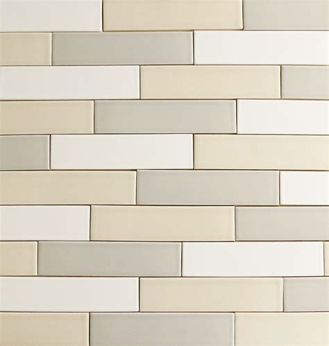 subway tiles vellum cream subway ceramic tile modwalls clayhaus tile