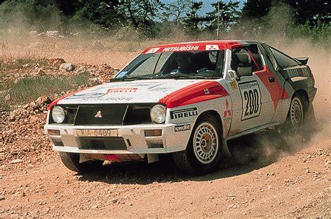 mitsubishi starion rally car 1984 mitsubishi starion 4wd rally web cartop web cartop