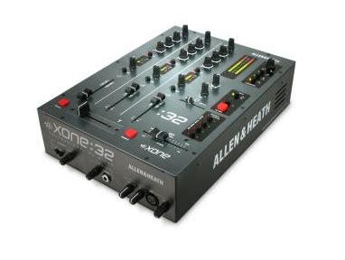 Mixer Allen Heath 32 Channel Bekas xone 32 allen heath